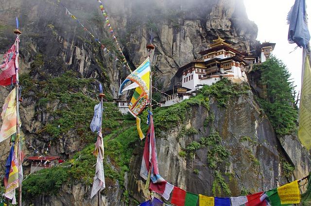 Tempat Tinggal Bhutan