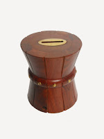 Buy Pindia Wood Kids Coin Piggy Bank Saver Collection Box Rs. 471 only at Amazon.