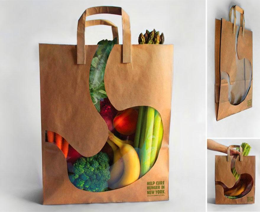 diseños creativos para bolsas