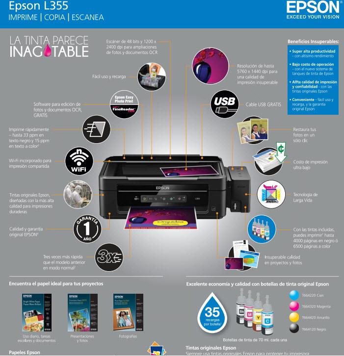 CD de DRIVER's CONTROLADORES - Impresora EPSON L355 [Español, multi-idiomas] 1 link 07-12-2012+08-00-34+p-m-