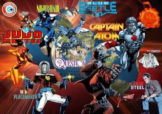 Charlton Comics Collection