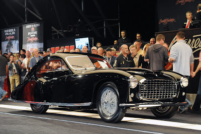 Auctions: 1947 Talbot-Lago T-26 Grand Sport passes $2 million mark at Barrett-Jackson