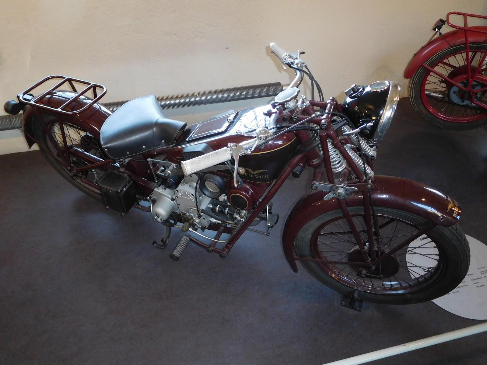 NYDucati: 1931-39 Moto Guzzi Sport 15