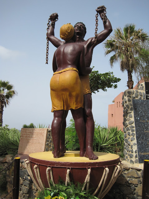Monumento a la abolición de la esclavitud (Gorée)