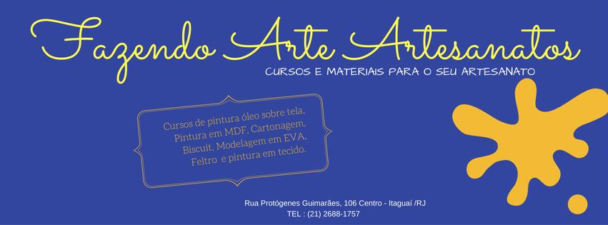 Fazendo Arte Artesanatos - Itaguaí/RJ