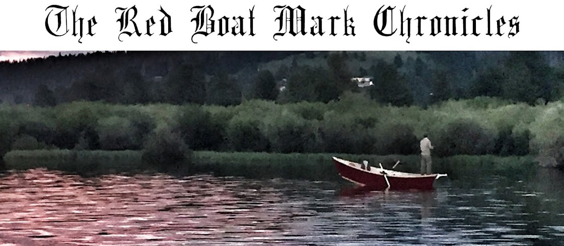 The Red Boat Mark Chronicles