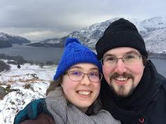 Latest: Graeme and I at Loch Lomond