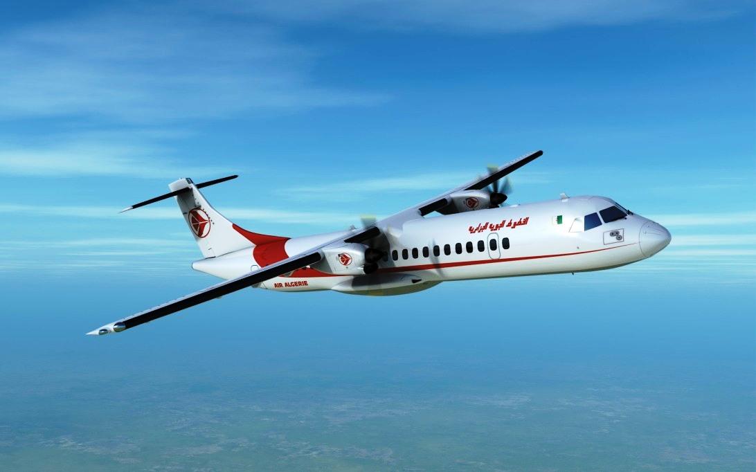 ATR 72-500 Aircraft Wallpaper 1