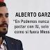 """Alberto Garzón: """"En Podemos nunca quisieron pactar con IU, solo ficharme como si fuera Messi"""""""
