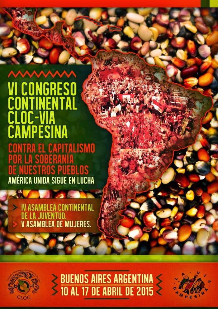 VI Congreso de la CLOC-LVC
