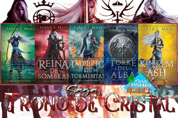 Saga Trono de Cristal