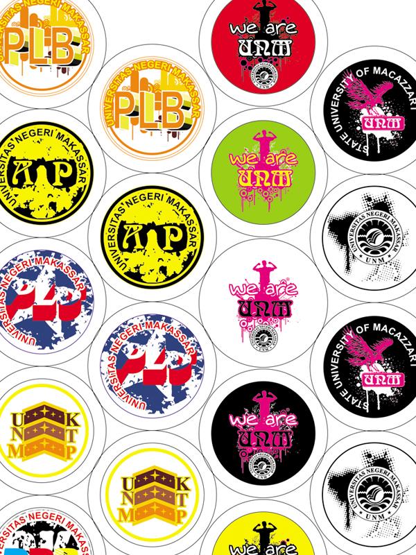 Galery desain pin UMN ~ Pin Murah dan Berkualitas