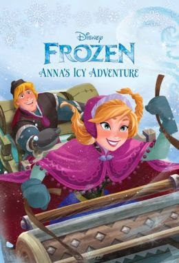 Anna's Icy Adventure - ebook
