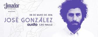 Jose Gonzalez Brazil tour