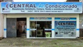 CENTRAL Ar Condicionado - (69) 9222- 2940 / 9336-9277
