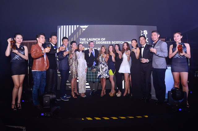 New Scotch Whisky FIFTYSIX DEGREES Launched In Malaysia