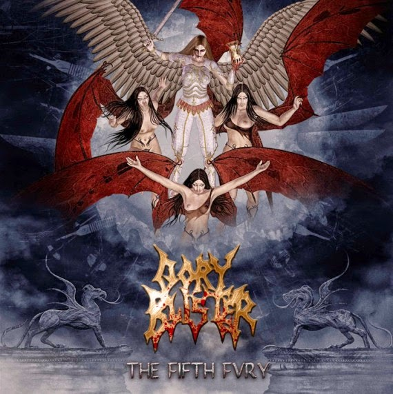 gory blister - the fifth fury - album
