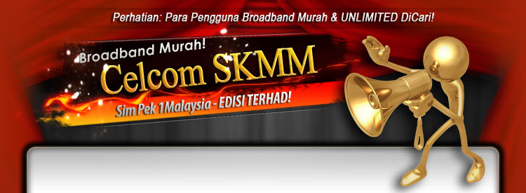 Internet Broadband Prepaid Paling Murah Di Malaysia!
