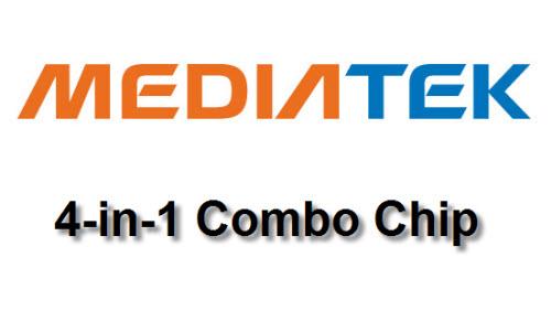 MediaTek 4-in-1 chip