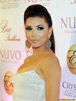 Eva Longoria - HOT! at Beso and Eve Nightclub at Crystals
