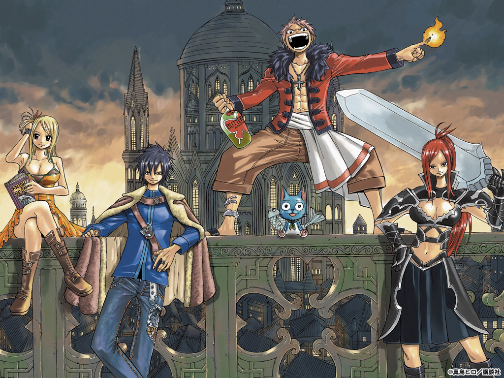 Fairy Tail: Dark guilds - Images