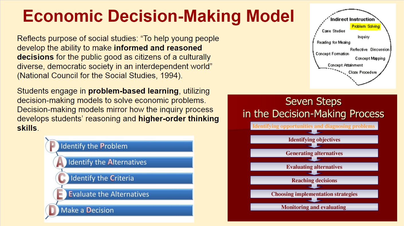 decision making 7 essay Outline the stages of the decision-making process and the tasks required in each • explain and give examples of decision modle in your company (for example: programmed and non-programmed ) • what kind of models might be more convenient for the company you study.