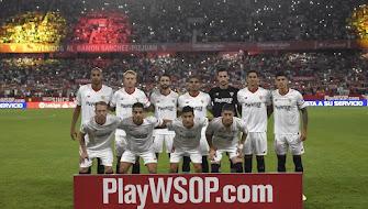 Plantilla Sevilla Fútbol Club 2017 - 2018