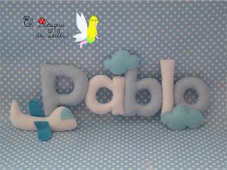 nombre-fieltro-pablo-regalo-nacimiento