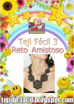 Nuevo Reto Amistoso: TejiFcil 3 !!!