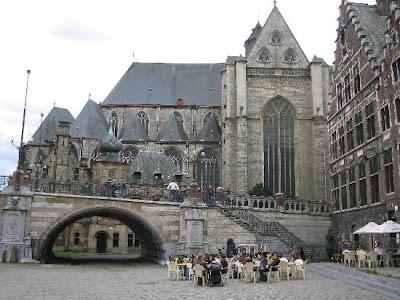 Gante, Bélgica turismo