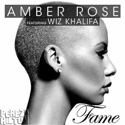 Le 1er single d'Amber Rose révlé sur PerezHilton.com