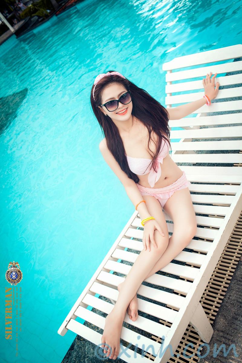 Cực phê Girl xinh bikini Việt Nam 2015 11