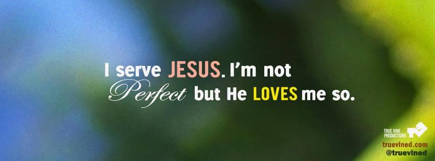 I Love Jesus - Christian Facebook Cover Photo on Truevined ...