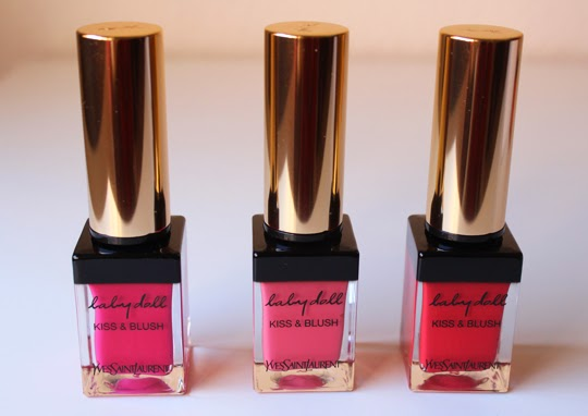 Baby Doll Kiss & Blush de YSL