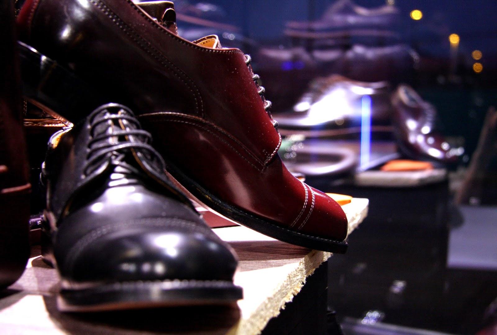 shoe crafting