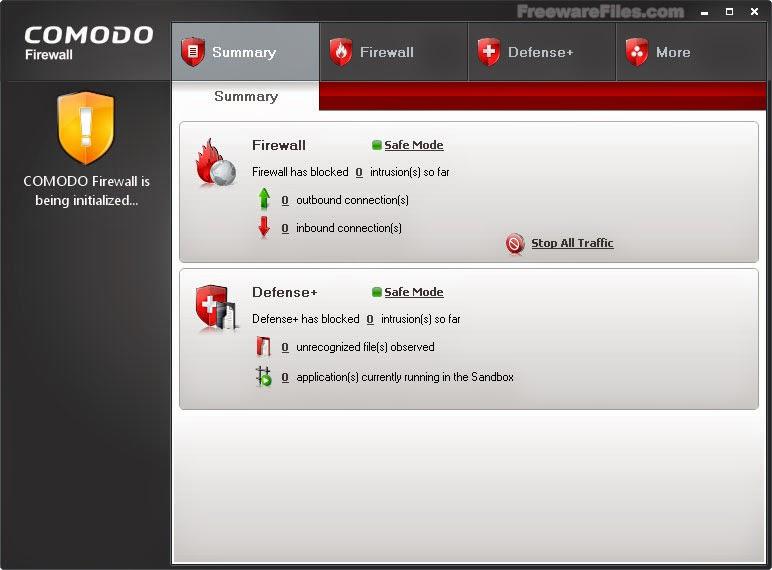 comodo firewall برنامج الحماية من الاختراق 2014