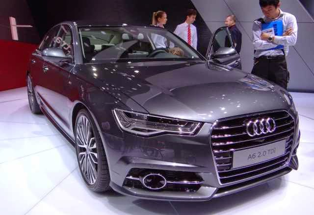 2016 Audi A6 Release Date and Price