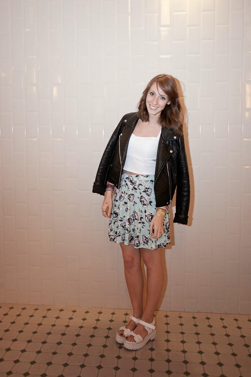 Elle et ses rêves outfit cuarto aniversario Coolture Magazine