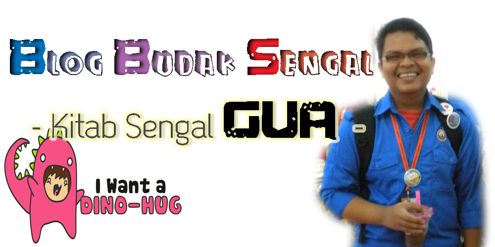 Blog Budak Sengal