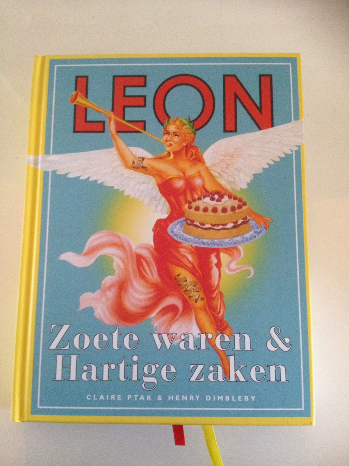 My happy kitchen leest: Leon