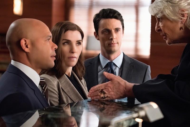 The Good Wife - Episode 6.22 (Season Finale) - Promotional Photos