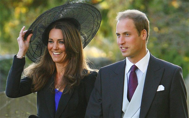 William and Kate angered by topless photos