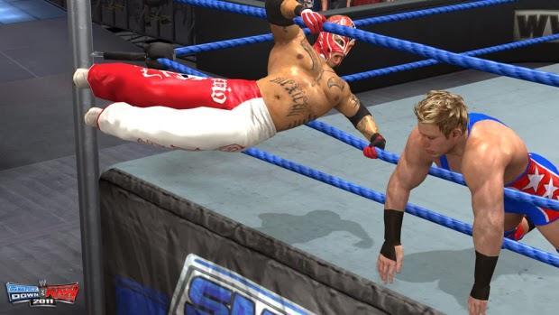 WWE Smack Down Vs Raw 2011