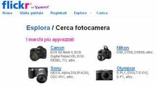 Scegliere macchina fotografica reflex o compatta, esempi di fotografie digitali con modelli Nikon o Canon