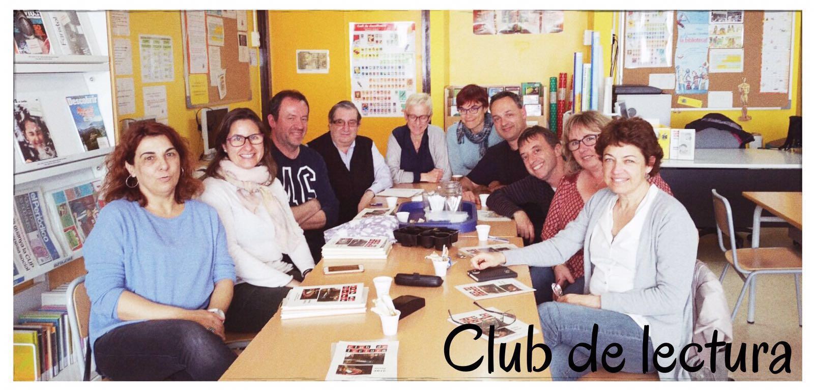 Club de lectura 2016