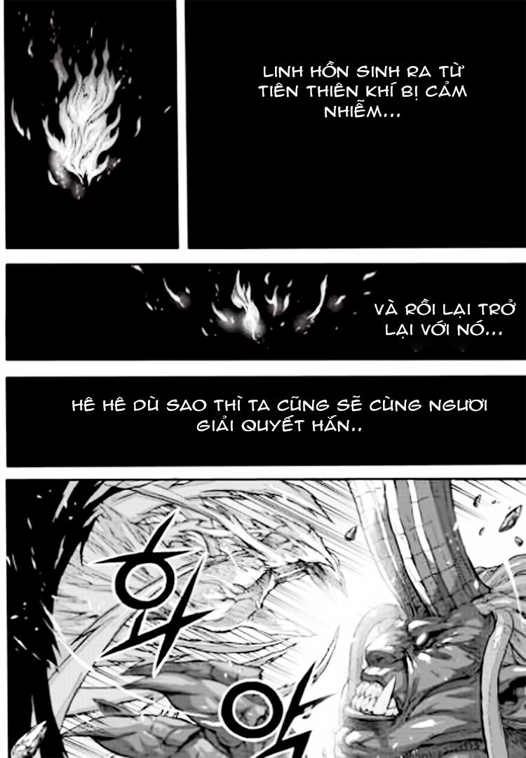 King of Hell – Diêm Đế chap 377.e – End Trang 10 - Mangak.info