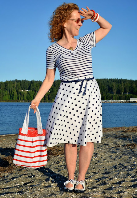 Super Online Sewing Match, Craftsy, A-Line Skirt
