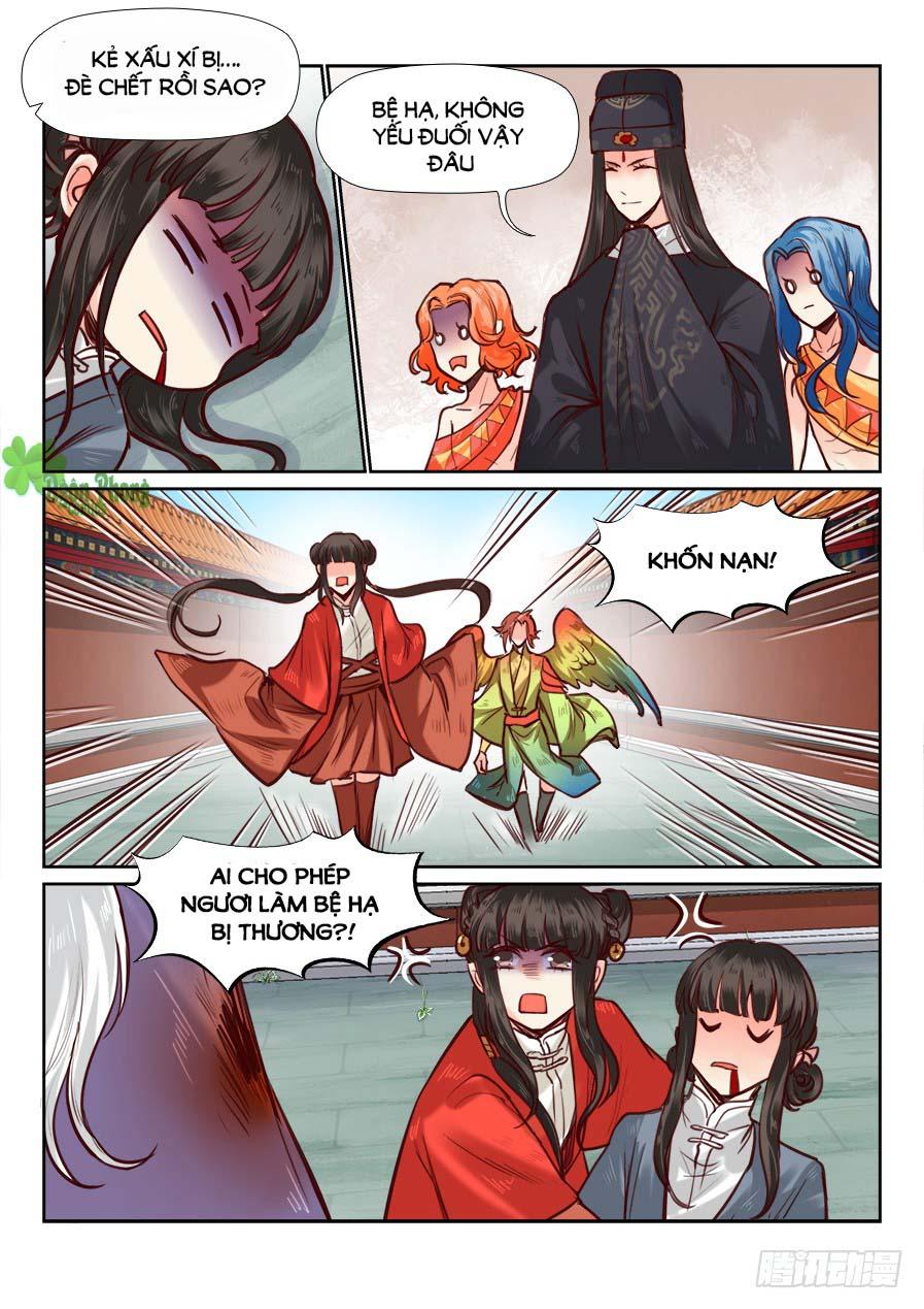 Luôn Có Yêu Quái Chap 95 Upload bởi Truyentranhmoi.net