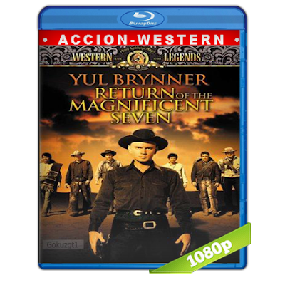 El Regreso De Los Siete Magnificos (1966) BRRip Full 1080p Audio Trial Latino-Castellano-Ingles 5.1