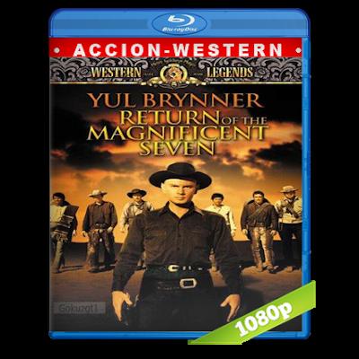 El Regreso De Los Siete Magnificos (1966) BRRip Full 1080p Audio Trial Latino-Castellano-Ingles 5.1